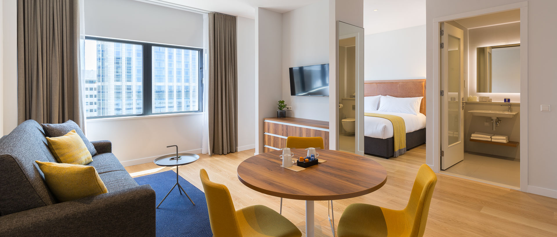 Superior One Bedroom Apartment PREMIER SUITES PLUS Rotterdam